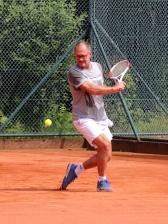 Heiner Philippek (Halbfinalist Herren 50)
